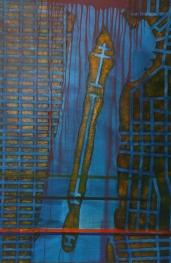Bird Island 48 x 72 oil on canvas