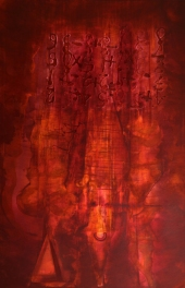 Math 48 x 72 oil on canvas